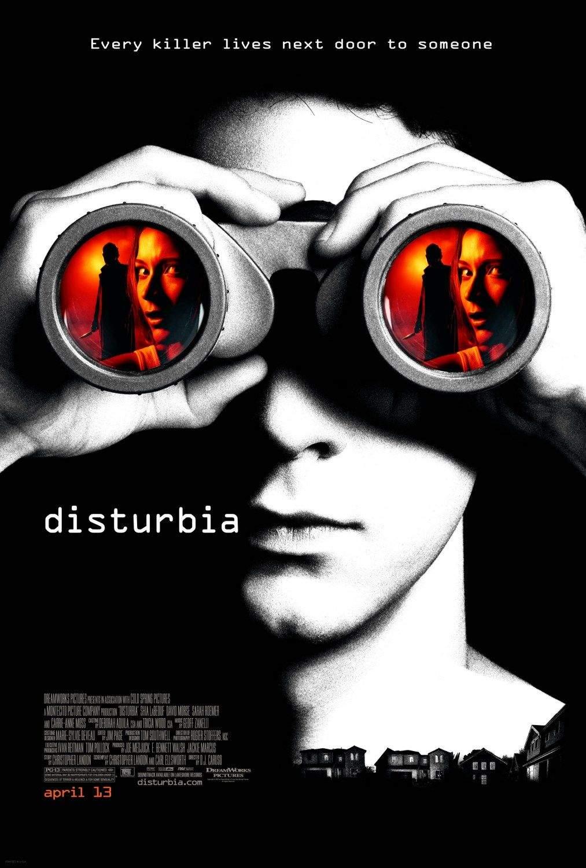 Poster Paranoiak (Disturbia) - 1013x1500
