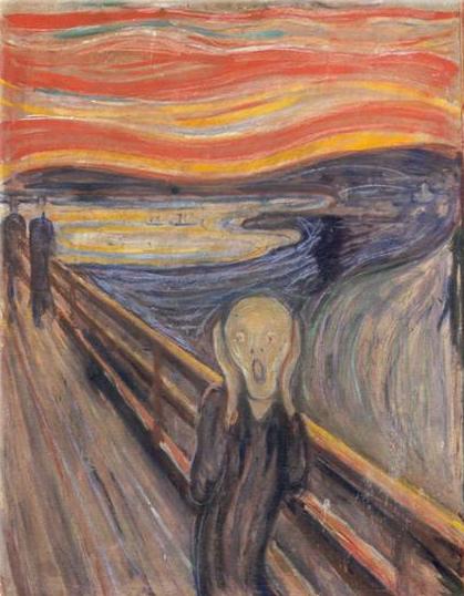 Le Cri - Edward Munch
